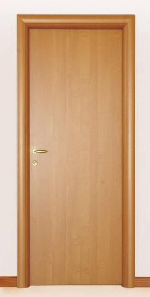 Porte interne colore tanganika np porte trovi porte for Porta scorrevole economica