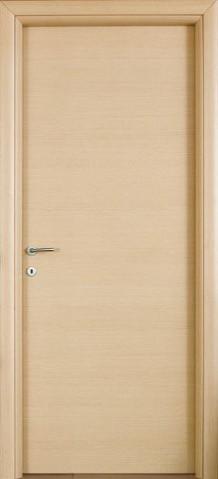 Porte interne laminato porte in laminato economiche porte - Porte rovere chiaro ...